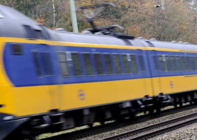 holland rail industry